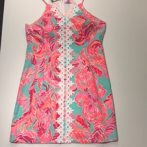 Lilly Pulitzer Pearl Shift dress NWT size 16